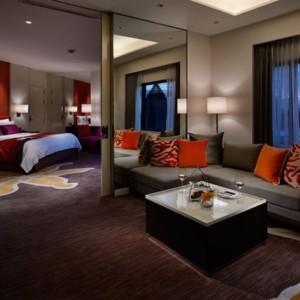 Crowne Plaza Hotel Bangkok Lumpini Park